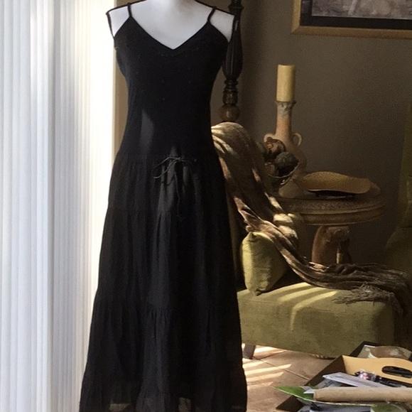 9e9a4f818096c6 LIST BY WRAPPER Dresses   Skirts - A LIST BY WRAPPER black SUN DRESS